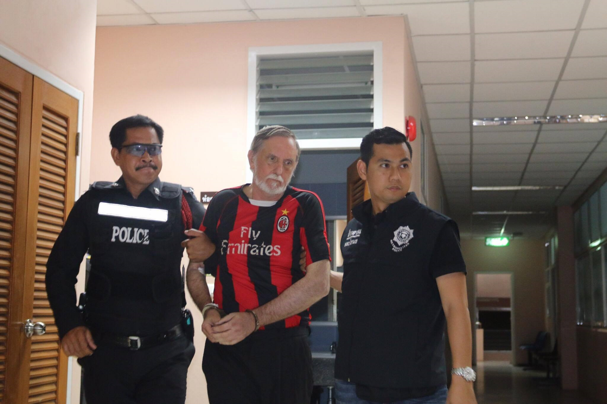 Bangkok expat admits to murder