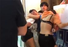 Expat women brawl in Thailand